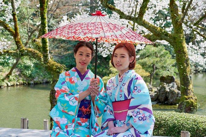 kimono rental : JPY 3800~