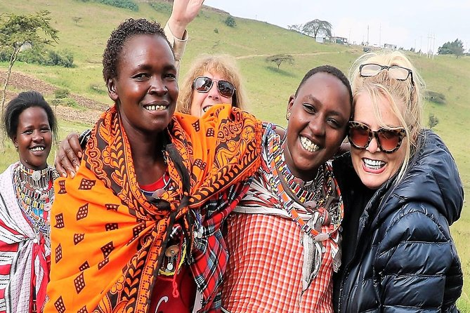 Lonely Planet Experiences: Private Day Tour with the Maasai Tribe