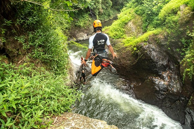 Most Wanted Canyoning in Bali: Shakti Canyon