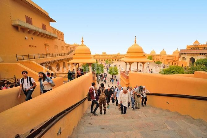 Private Jaipur Heritage Walk Tour