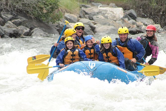 Raft the Beginner Section of Clear Creek! (Idaho Springs, CO)