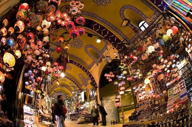 Shore Excursions - Small-Group Grand Bazaar Shopping Tour in Istanbul