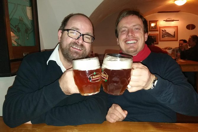 Private beer tour with guided tour of Staropramen brewery museum