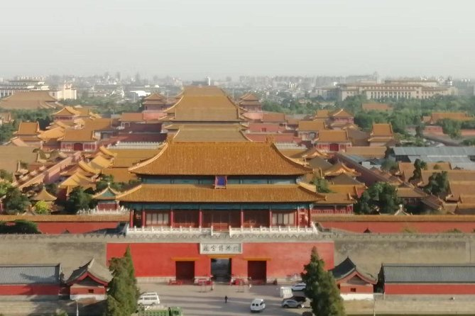 4-5 hours Layover Tour to Tiananmen Square & Forbidden City
