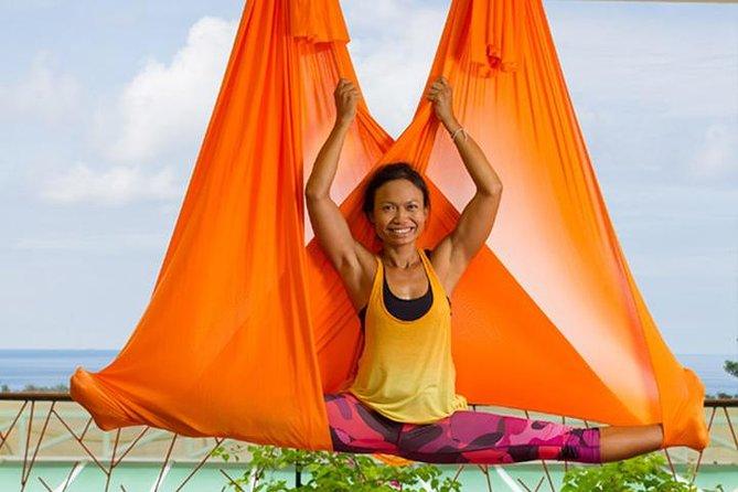 Aerial Yoga Class in Kata, Phuket