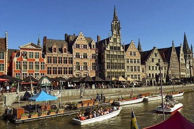 Private Tour: Treasures of Flanders Ghent and Bruges of Brussels Full day