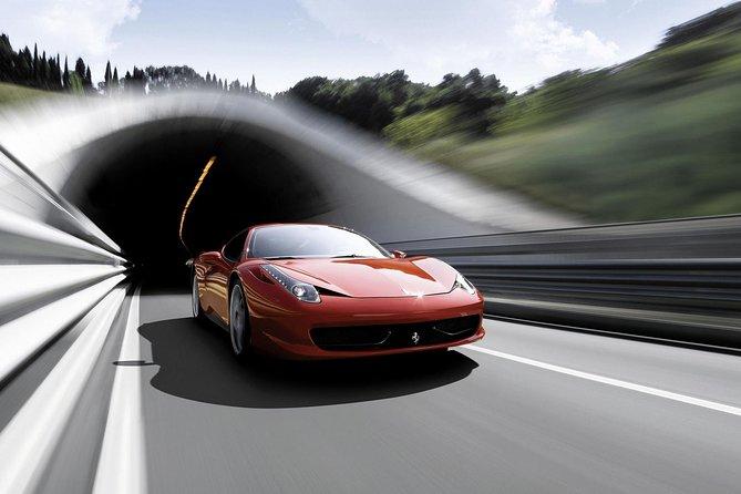 Milan Ferrari Test Drive Experience 30min (10km)
