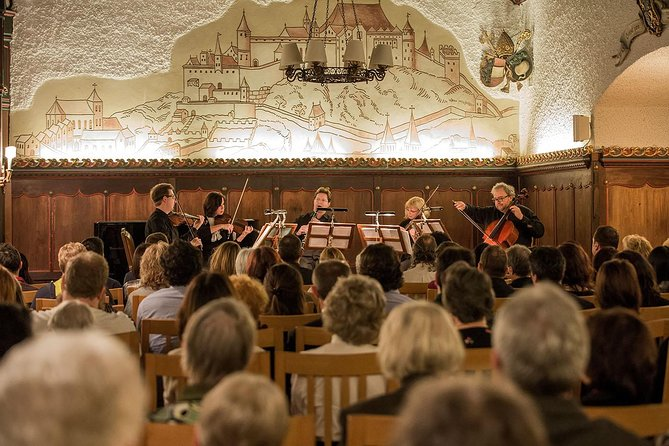 Best of Mozart Concert and GOLDEN VIP Dinner at Fortress Hohensalzburg photo 9
