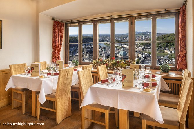Best of Mozart Concert and GOLDEN VIP Dinner at Fortress Hohensalzburg photo 11
