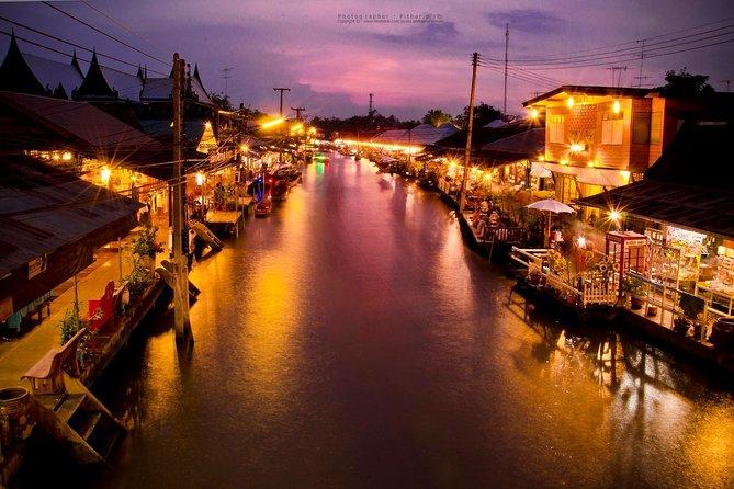 Bangkok Amphawa Afternoon Floating Market