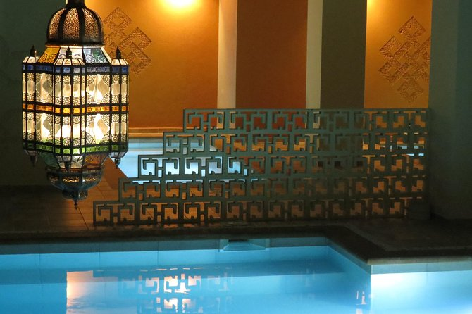 Mediterranean baths with 45 min massage