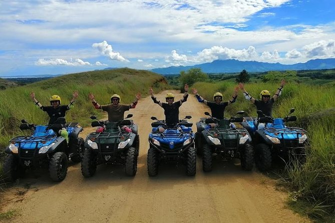 ATV Quad Bike and Zip Line Adventure Tour (Departs Nadi)