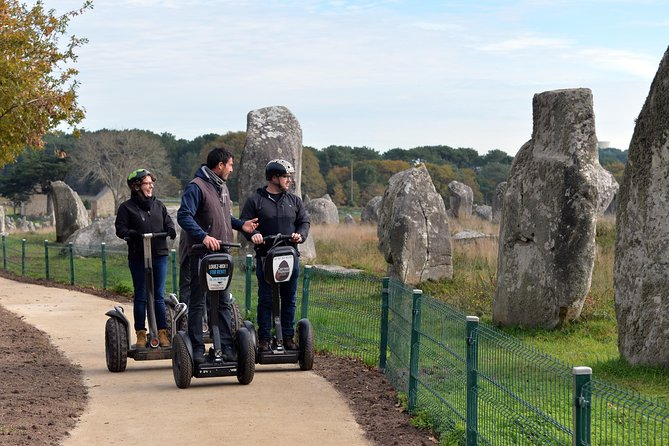 Guided Segway Tour - Menhirs Escape - 1h30