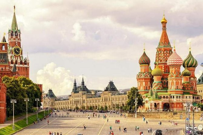 Must See Private Tour of Moscow (3Hours Walk)