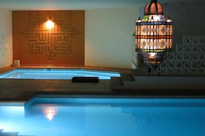 Mediterranean baths with 20 min massage
