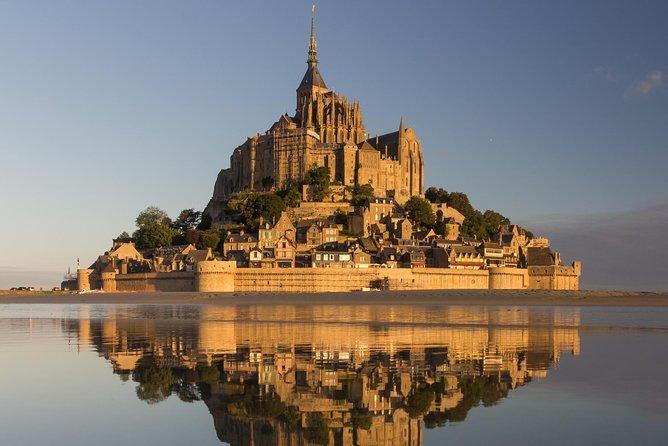 Normandy Mont-Saint-Michel Abbey Skip the Line Entrance Ticket