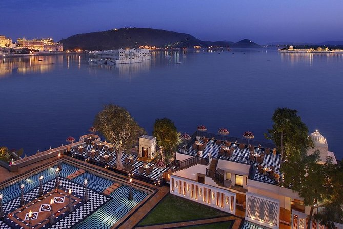 Same Day Udaipur Tour By Flight