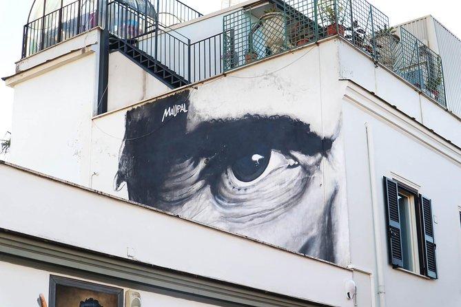 Pigneto Street Art tour