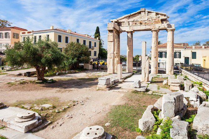Ancient Agora of Athens: e-Ticket and Audio Tour on Your Smartphone