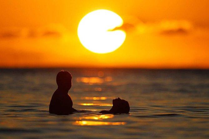 Shared Platinum Sunset Trip of Santorini via Hot Springs & White Beach
