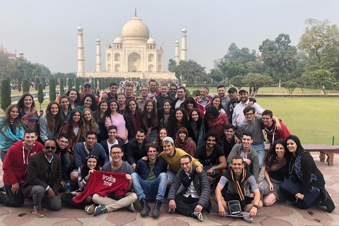 ALL INCLUSIVE GOLDEN TRIANGLE TOUR 4 DAYS - Delhi, Agra and Jaipur photo 1