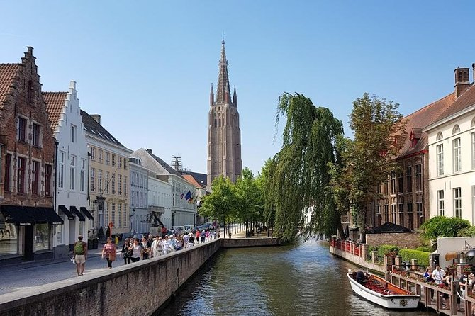 Enchanting Medieval Bruges: a Day Trip from Amsterdam photo 7