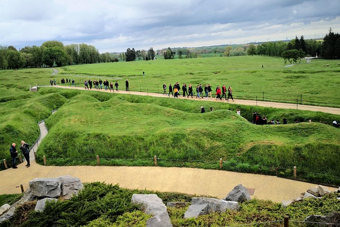 WW1 Somme Battlefields - Private Tour - Day trip from Paris in a small group