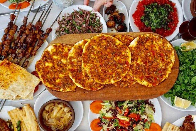 Taksim Street Food Walk