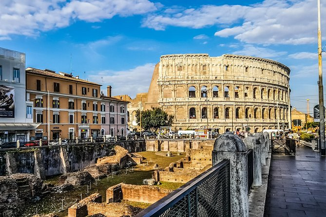 Shore Excursion to Rome, Private Tour: Skip-the-line Colosseum, Vatican & More!