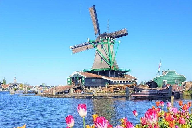 Volendam & Zaanse Schans Tour: Dutcher than Dutch