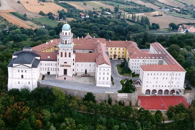UNESCO Pannonhalma Abbey private tour with Tata and Gyor town visit