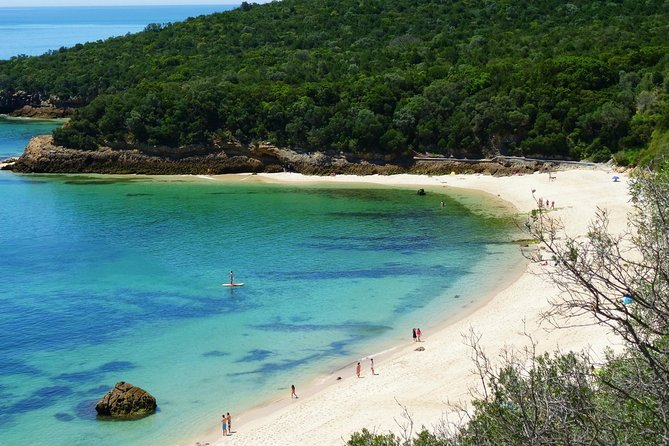 Arrábida, Setúbal and the Blue Coast - Private Van Tour