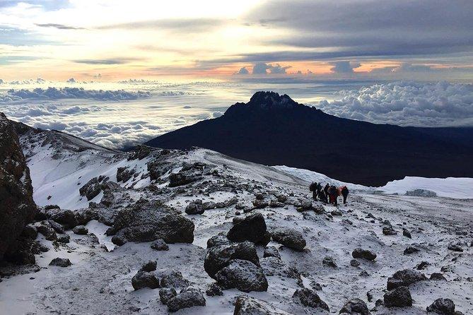 Kilimanjaro climb, Rongai Route (7-day)