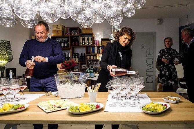 """Reserve"" tasting of Valpolicella wines at the Accordini winery"