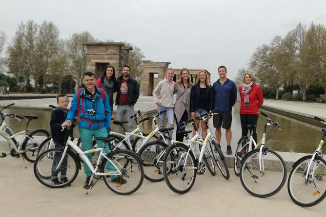 Madrid Fun and Sightseeing Bike tour 3 hours-Love Madrid
