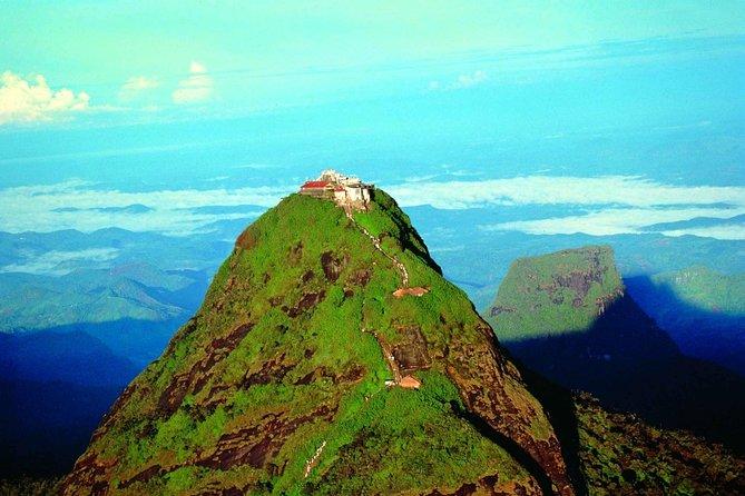 Travel To Adam's Peak In Sri Lanka