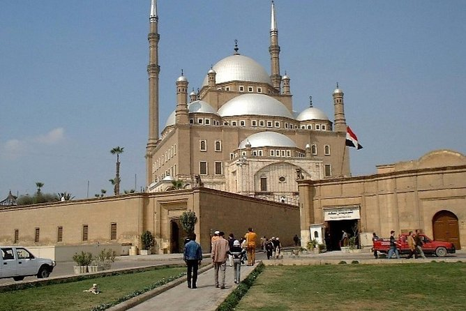 Private Cairo Layover Tour To Egyptian Museum And Citadel
