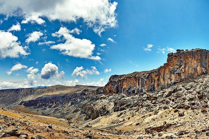 Kilimanjaro climb, Lemosho Route (8-day)
