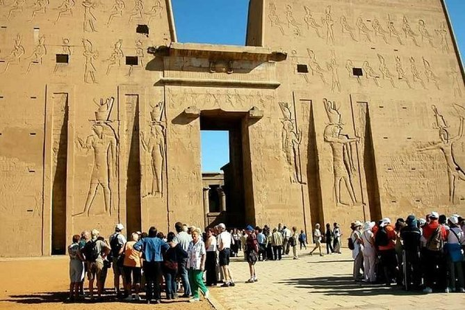 Private Day tour to Aswan from Luxor