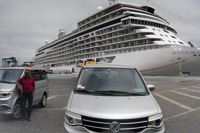 Pre Cruise Tour Valparaiso - Viña Del Mar Semi-private