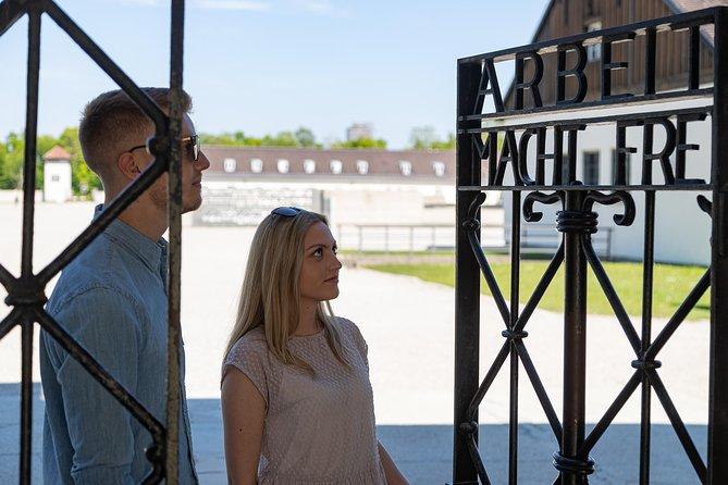 Campo de Concentração Dachau e SS Shooting Range Hebertshausen, saindo de Munique
