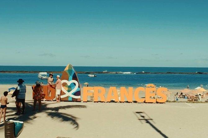 City Tour Maceió com Praia do Francês by WS Tur Receptivo