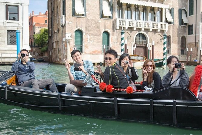 Venice Gondola Ride photo 1