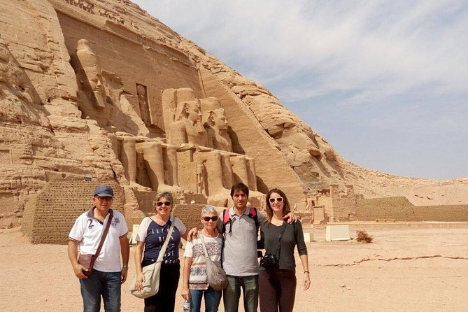Private Overnight trip to Aswan from Luxor Visit Abu Simbel Temple