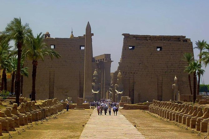 Private Budget Luxor day tours to East Bank Visit Karnak and luxor Temples