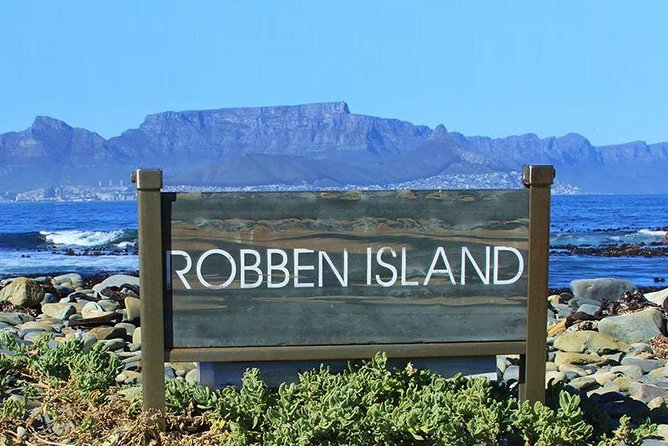 Robben Island Table Mountain & Cape Town City Private Tour