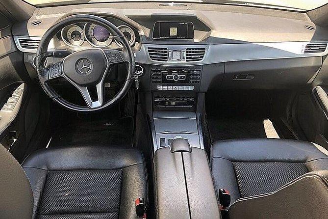 Bucharest Airport Transfers in Elegant Mercedes Benz Cars