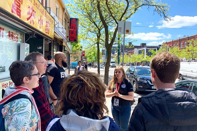 3-Hour Old Chinatown Food Tour in Toronto