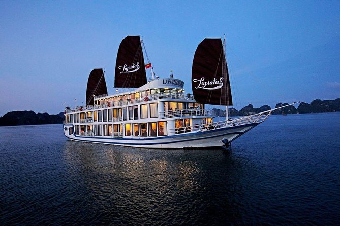 La Pinta Cruise - Halong Bay - Lan Ha Bay 3 days - 2 nights