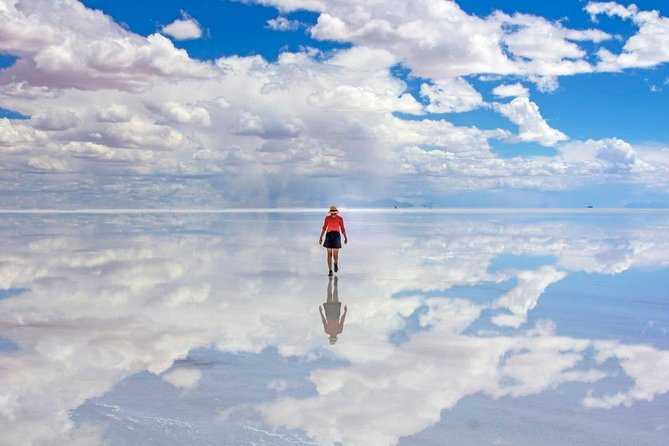 Salar De Uyuni (3 Days/ 2nights) English Guide